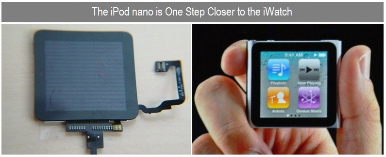 1 Cover - iPod Nano one step closer to the iWatch