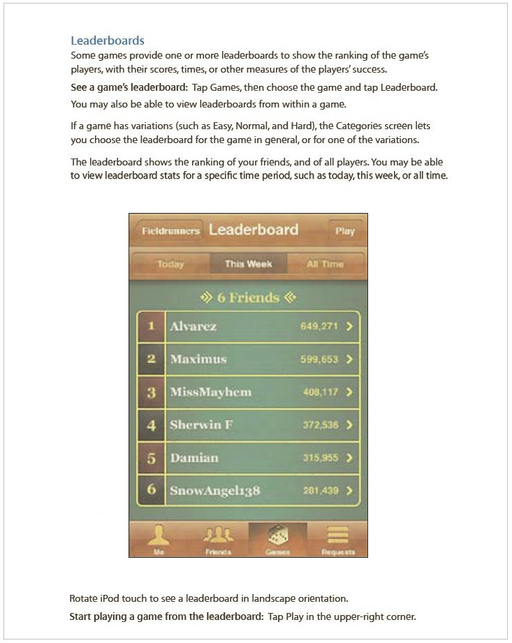 GAME CENTER PAGE 5
