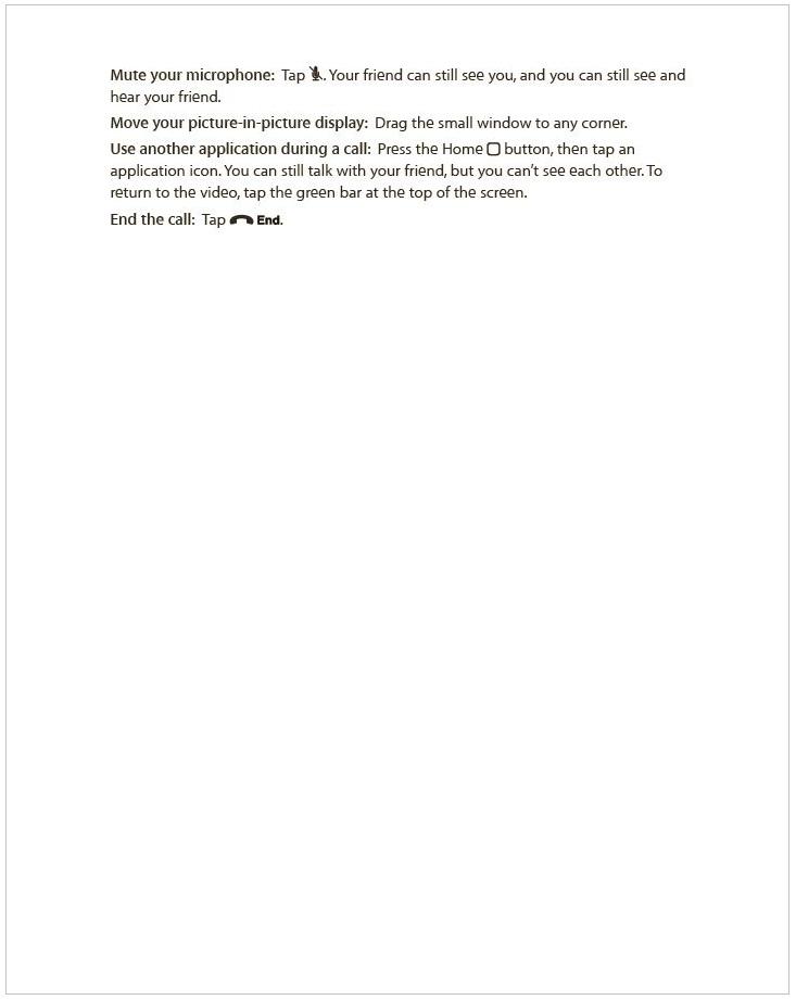 FACETIME PAGE 4
