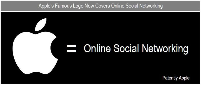1 - Cover - Apple logo covers online social networking - Apple Inc Sept 2010