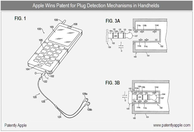 4 - apple wins patent for plug detection mechanisms