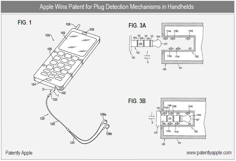 4 - apple wins patent for plug detection mechanisms