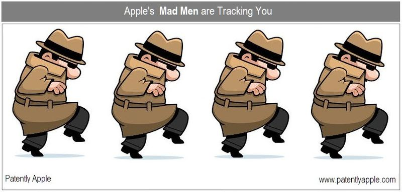 Apple's Mad Men are Tracking You