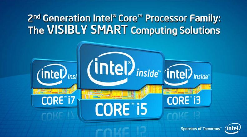 New Second Generatioin Intel Core logo for Sandy Bridge - Copy