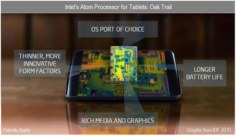 2 - INTEL'S ATOM PROCESSOR FOR TABLETS - OAK TRAIL - IDF 2010 -- version 2
