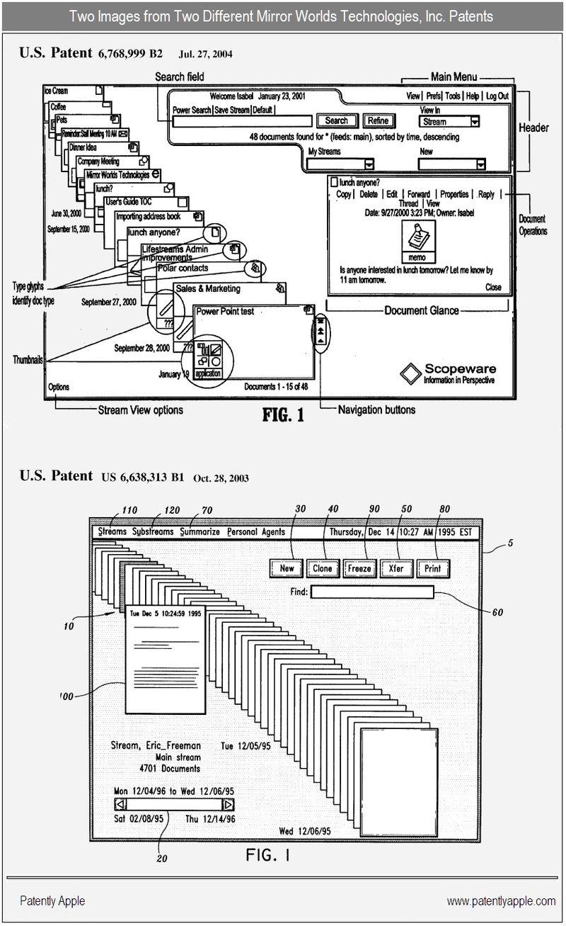 3 - mirror world technologies inc patent figures