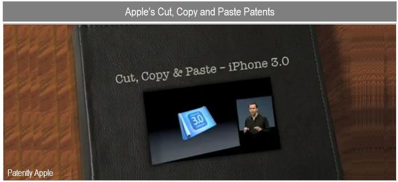 1 Cover - the cut and paste patents
