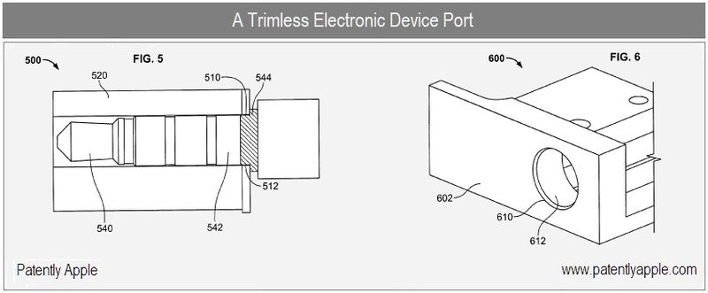 3 - trimless electroni device port