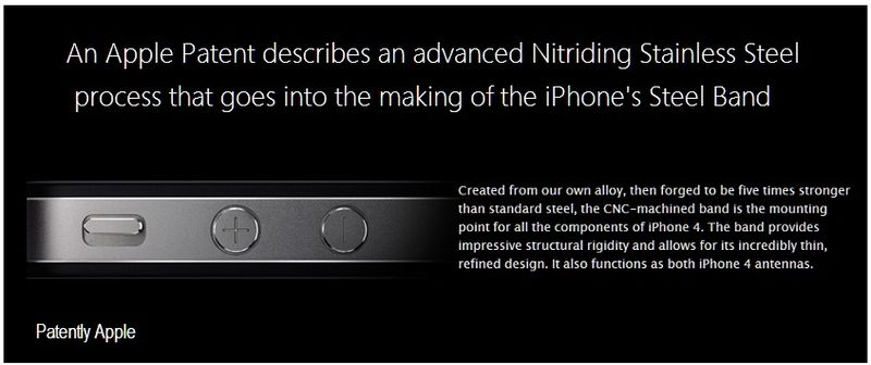 1Cover - Apple Inc, Nitriding stainless steel process