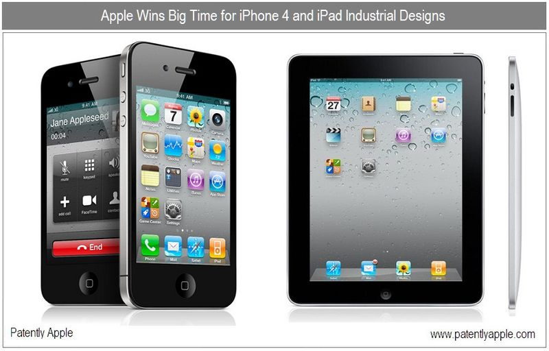 1 - cover - Apple Wins Big Time for iPhone 4 and iPad Designs - nov 23, 2010