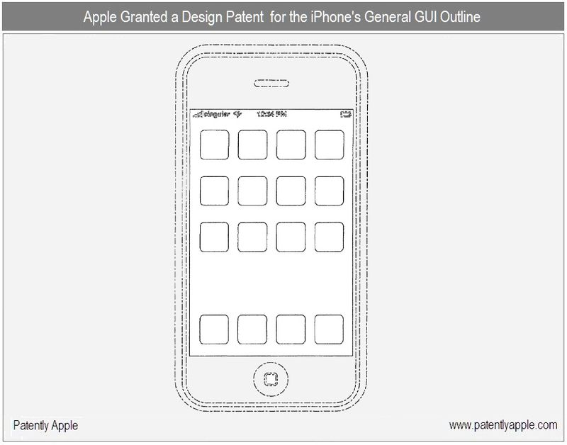 7 - Apple's iPhone - general gui design overview - nov 23, 2010