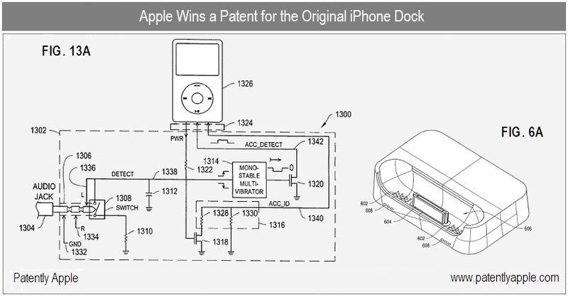 5 - apple inc - original iphone dock - nov 23, 2010