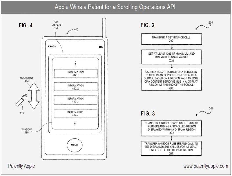 2 - apple, api for scrolling operations nov 2010