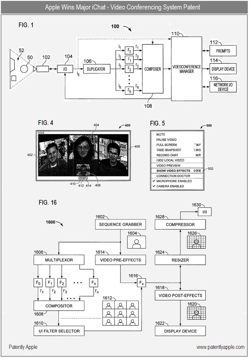 3 - apple inc wins iChat patent - nov 23, 2010