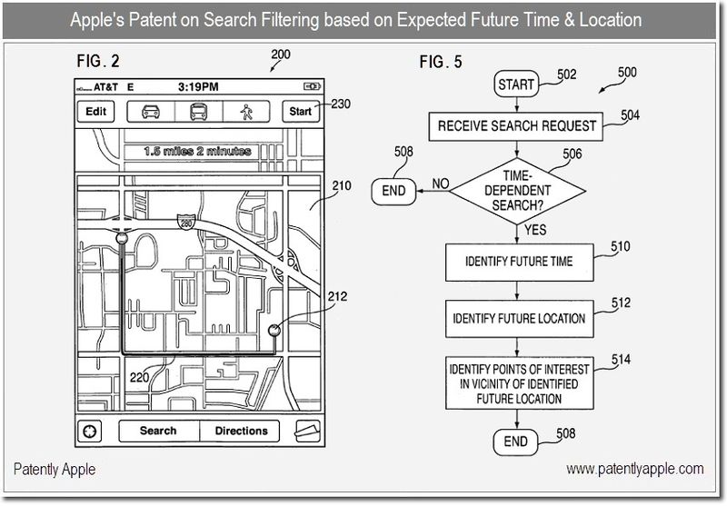 2S - apple - future time and location - dec 10, 2010 - patents
