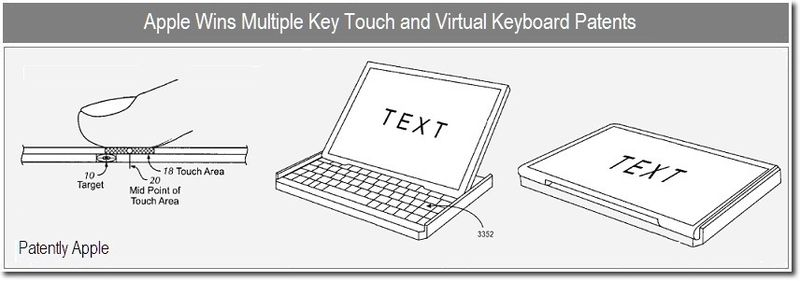 1 - cover - apple wins multiple key touch and virtual keyboard patents - nov 2010