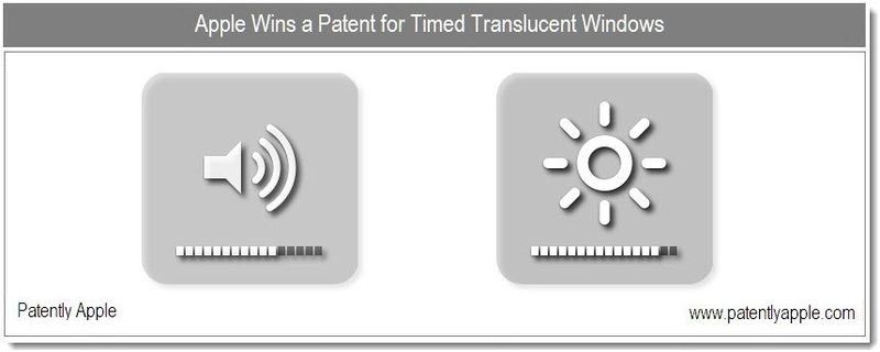 3 - Apple grante patent re timed translucent windows - dec 2010