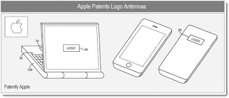 1b - Cover - Logo Antennas - patent Apple