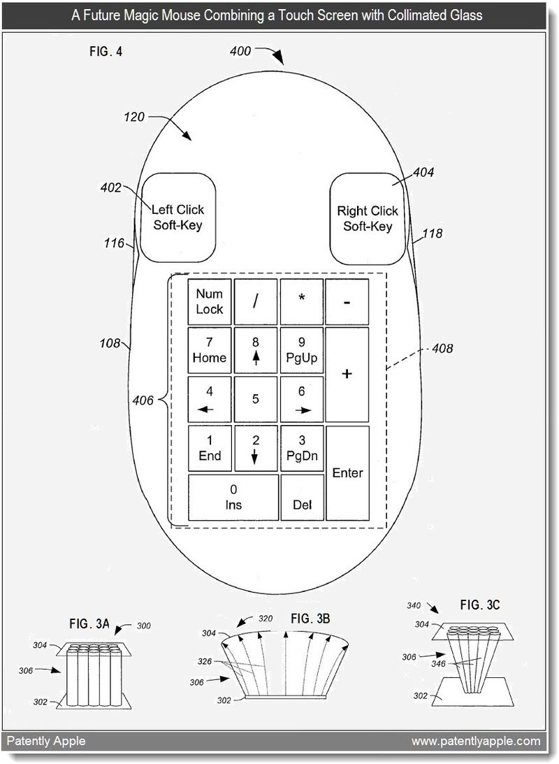 4b - future magic mouse with touch display, collimated glass - apple jan 2011