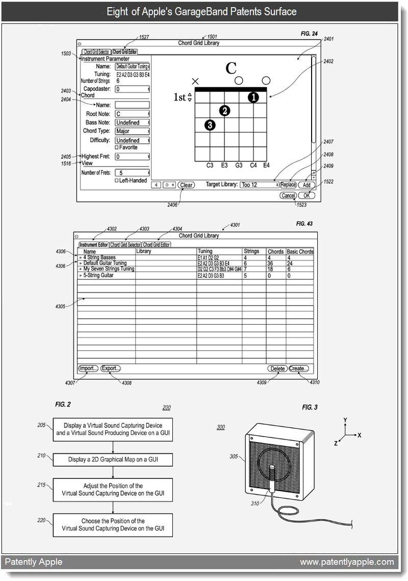 2 Final - 8 garageband patents surface - jan 2011