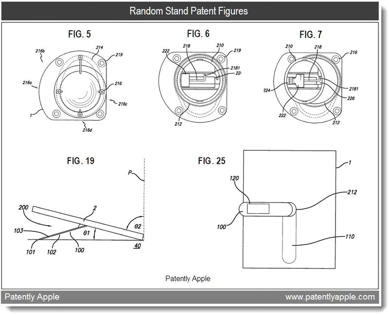 6 - Apple patent - random patent figures - feb 2011