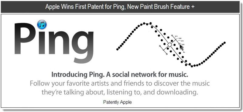 1 - cover - apple wins first patent for ping, new paint brush feature + , granted patents feb 8, 2011