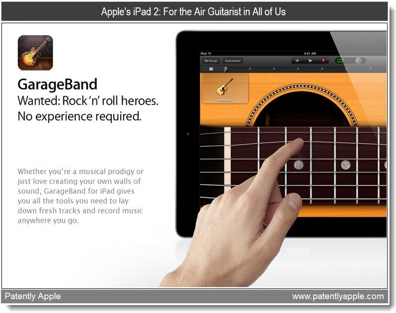Extra Graphic - Apple's iPad 2 - For the Air Guitarist in All of Us - mar 2011