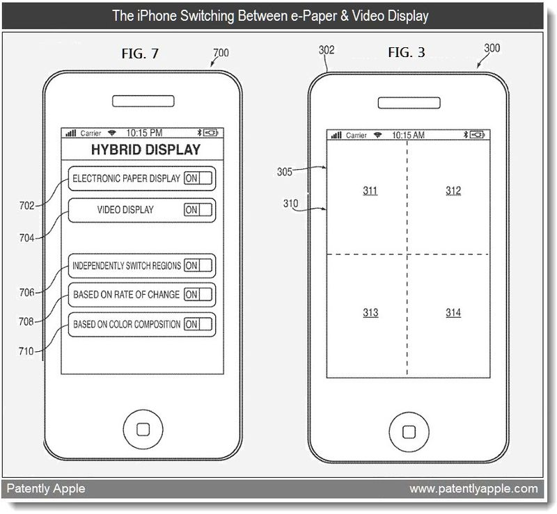 3 - devices switching between e-paper & video displays - apr 2011