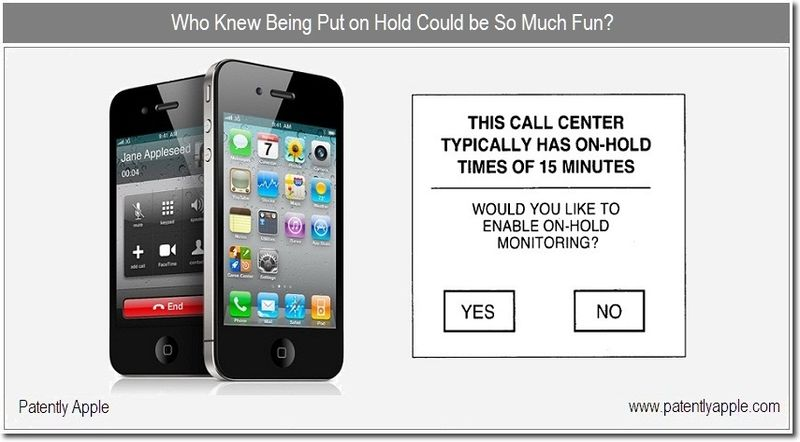 1 B - Cover - who knew being put on hold could be so much fun - apple patent dec 2010