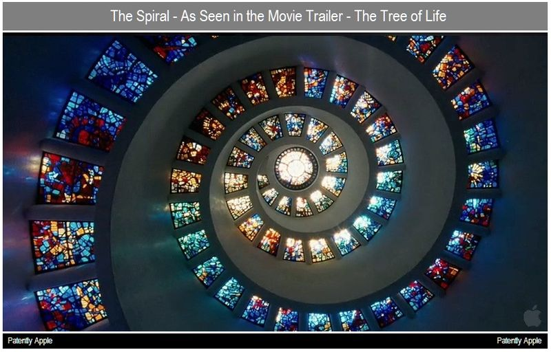 The Spiral - in the - Tree of Life - Movie - Due Summer 2011
