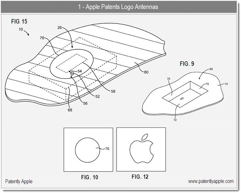 2 - Apple, Logo Antennas - 1
