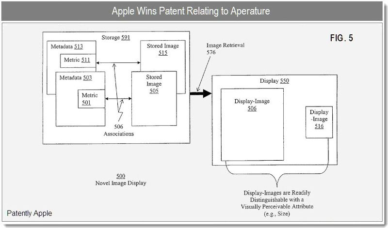 7 - apple patent displaying images - dec 2010