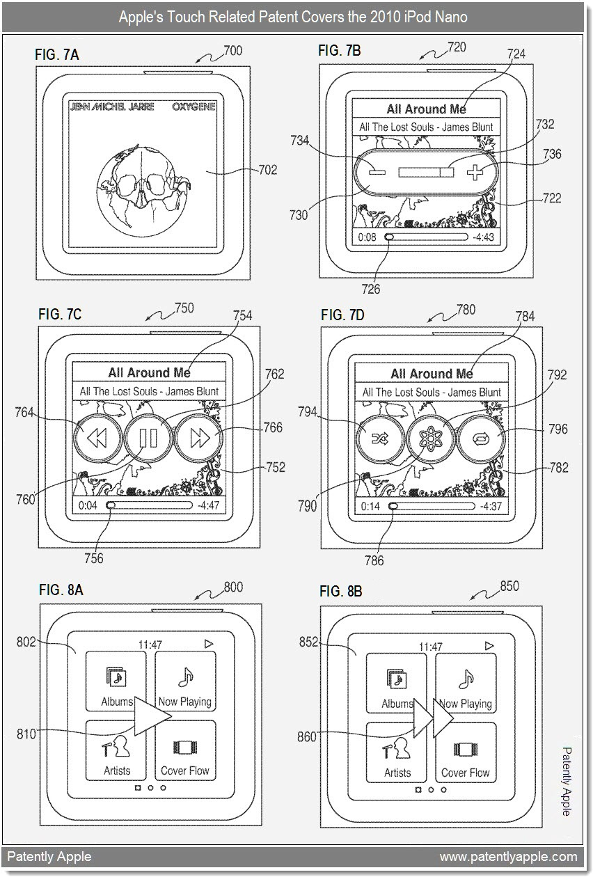 Ipod nano diagram wiring diagram patent fulfilled apple s touch centric ipod nano patent surfaces rh patentlyapple com ipod nano charger asfbconference2016 Images