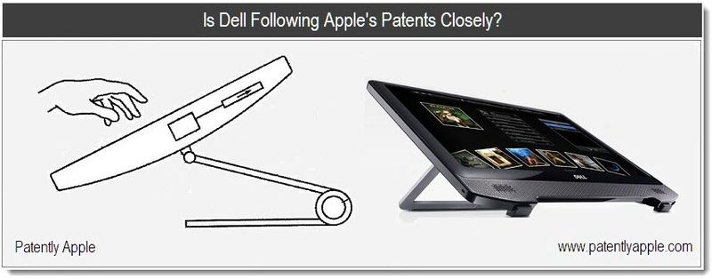 1 - Special Report - Is Dell Following Apple's Patent's closely - Jan 3, 2010