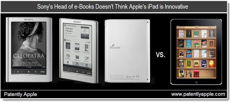 X1 - Cover - Sony - Apple iPad isn't innovative