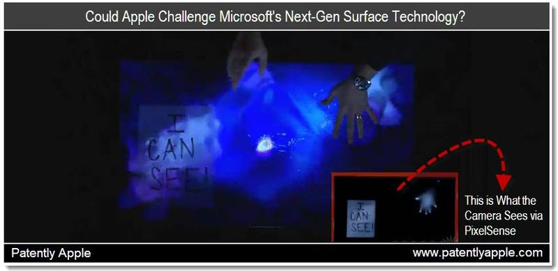 1 final - Cover - Could Apple Challenge Microsoft's Next-Gen Surface Technology - Jan 8, 2011