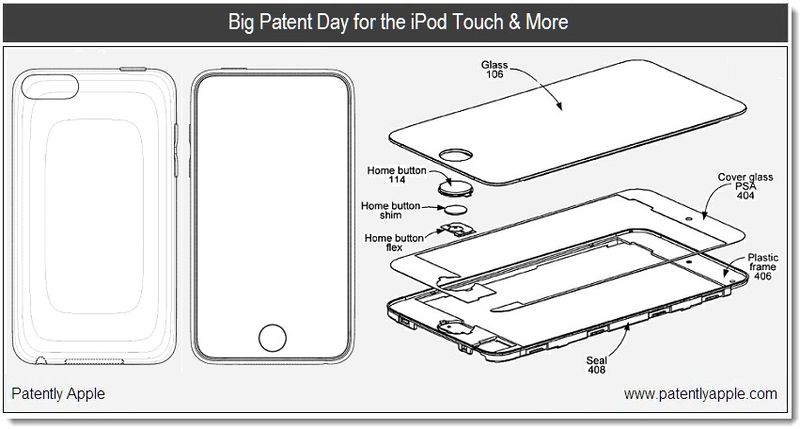 1 - Cover - Big day for the iPod touch and more - jan 11, 2011