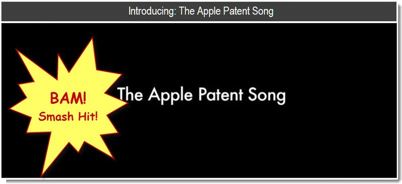 1 f - Cover - The Apple Patent Song - Jonathan Mann