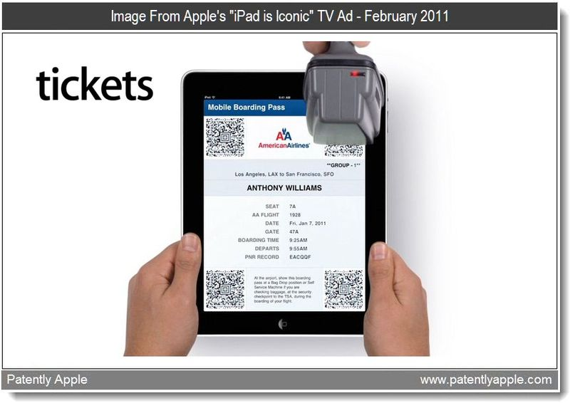 Xtra - Image from Apple's iPad is Iconic TV Ad - Feb 2011