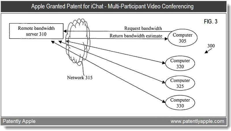 7 - Apple granted iChat patent - mar 2011