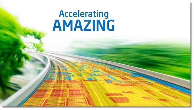 3 - IDF accelerating amazing