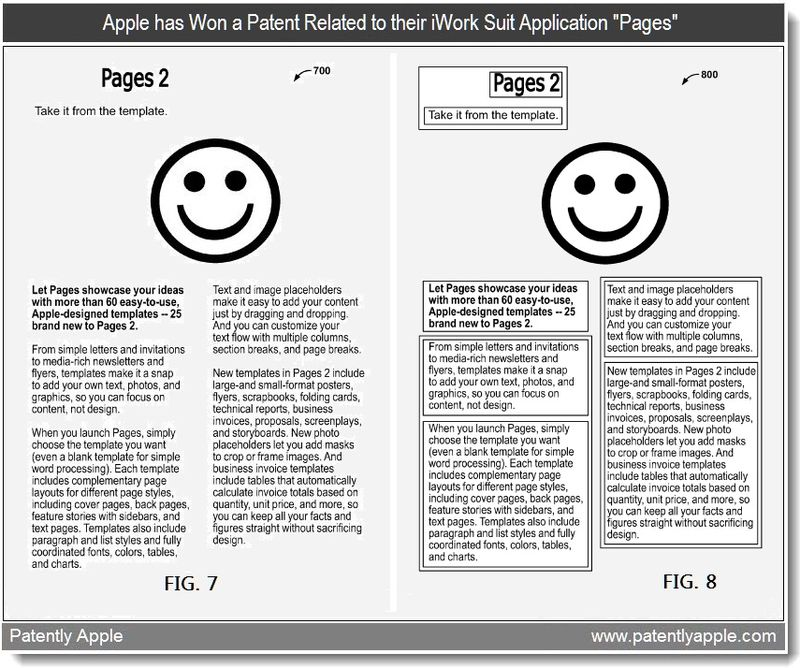 3 - Apple wins Pages related patent - mar 2011