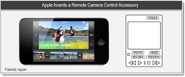 Apple Invents Remote Camera Controller, Audio Fun + Honda ...