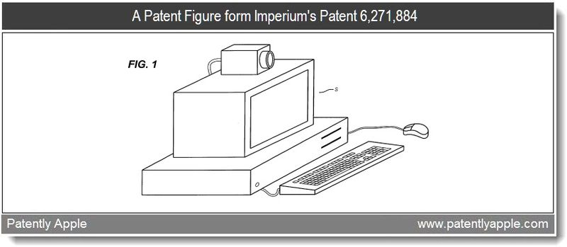 2 - Imperium patent fig from patent 6,271, 884 - mar 18, 2011 legal case against Apple Inc