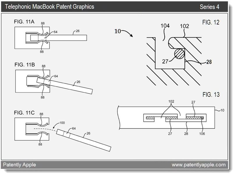 5 - Telephonic MacBook - patent graphics series 4 - mar 22, 2011