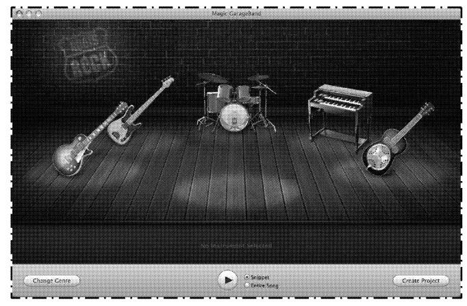5 - Garageband Image wins design patent