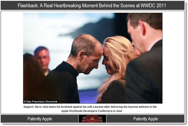 4 - Flashback, a heartbreaking moment at WWDC 2011