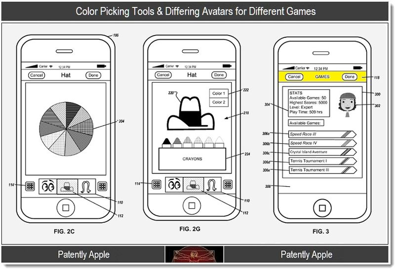 6 - Color picking tools & gaming avatars, Apple 10.13.2011