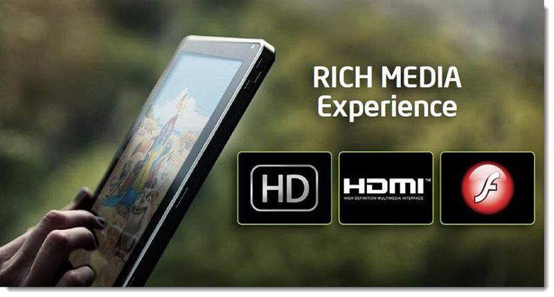 11 - IDF Rich media experience