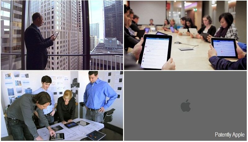 3 - Business Collage - iPad report - April 2011